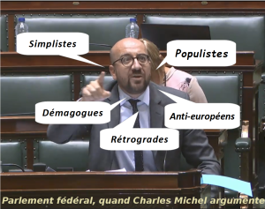 Michel parlement