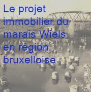 Le projet immobilier du marais Wiels