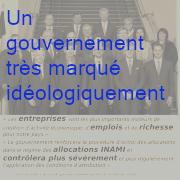 Un gouvernement, très